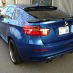 BMW X6M (E71) ECUチューニング