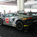ランボルギーニ ブランパン スーパートロフェオ アジアシリーズ 第一戦