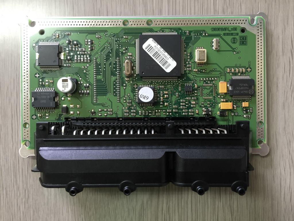 ブラバス スマート フォーツー コンピューター チューン ECU トルクアップ