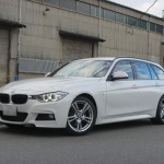BMW F31 320d ツーリング DME チューニング