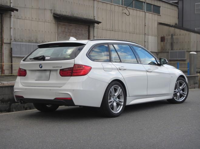 BMW ワゴン F31 320d クリーン ディーゼル コーディング DME ECU チューニング